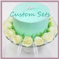 cake pull custom sets and questions