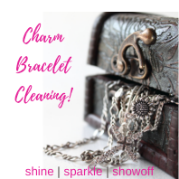 Charm Bracelet Cleaning
