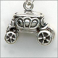 Carriage Charm - Fancy